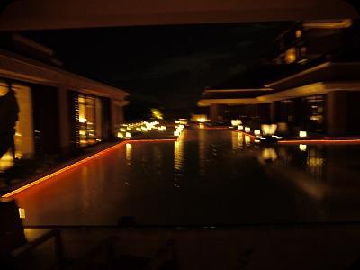 リッツ沖縄(夜)