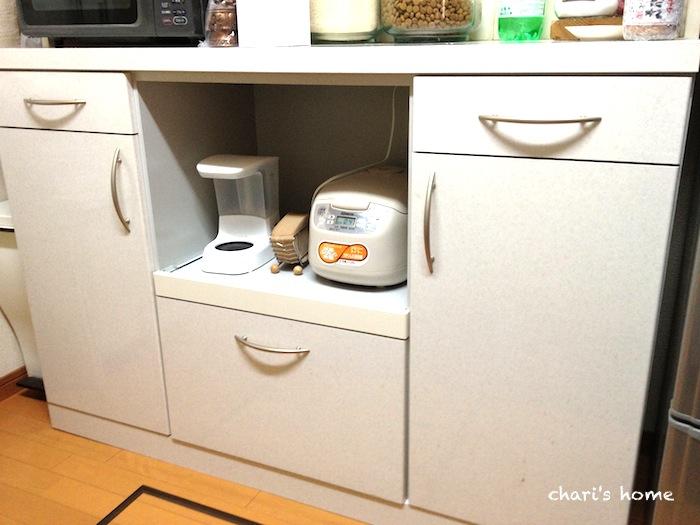食器棚4_下Before