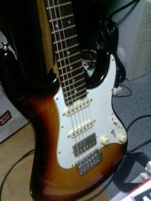 酔いどれチャジーの徒然草-guitars2