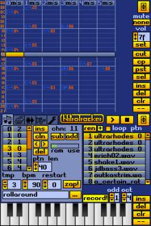 酔いどれチャジーの徒然草-interface