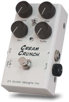 酔いどれチャジーの徒然草-D3 Cream Crunch