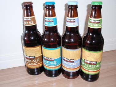 ビール4種