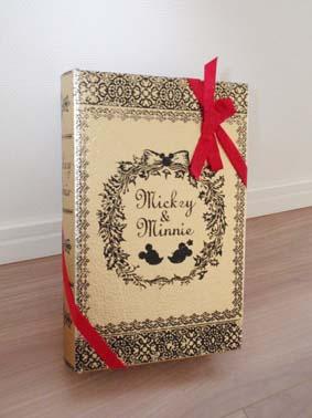 ミッキー魔法の書