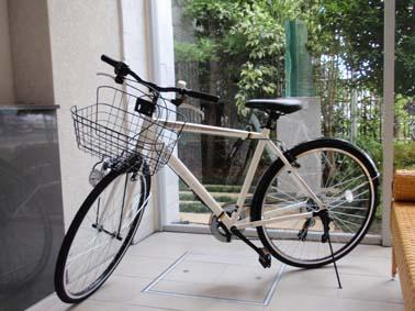 自転車買いました - イタグレと ...