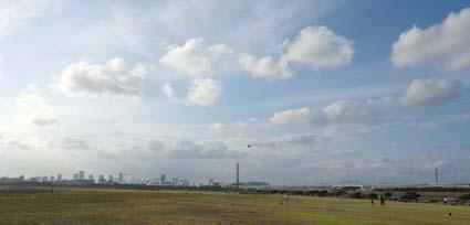 葛西臨海公園とカイト