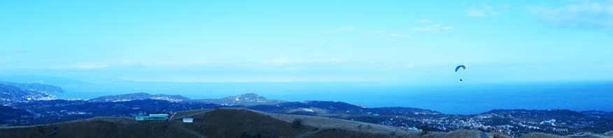 大室山からパノラマ