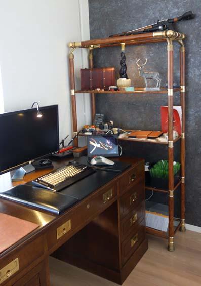 PC棚設置