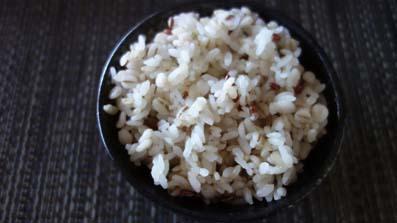 雑穀ゴハン