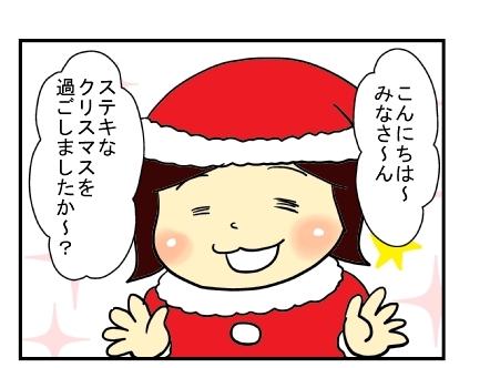 我が家のクリスマス1