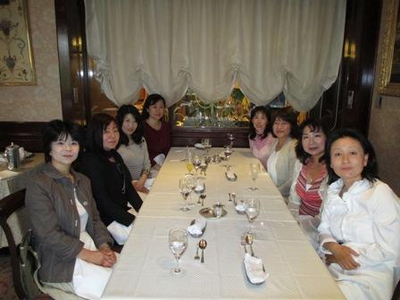 5月3日参加者:8人のメンバー