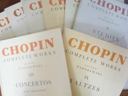 ショパン楽譜