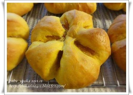 121205_かぼちゃパン_01