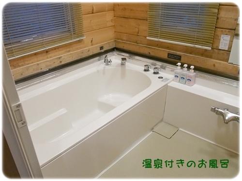 温泉付きお風呂