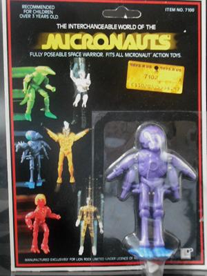 MICRONAUTS ANTRON