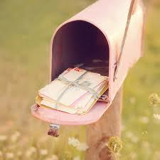 cute postbox