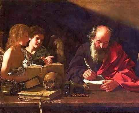 St Jerome InHisStudy