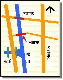 日置橋マップ