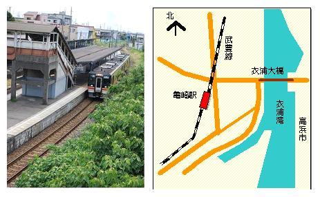 亀崎マップ