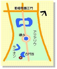 恐竜マップ