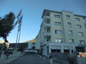 CIMG5925 サンモリッツのホテル