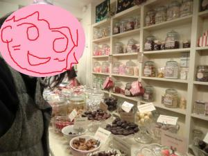 CIMG3205ロンドンのお菓子屋さん