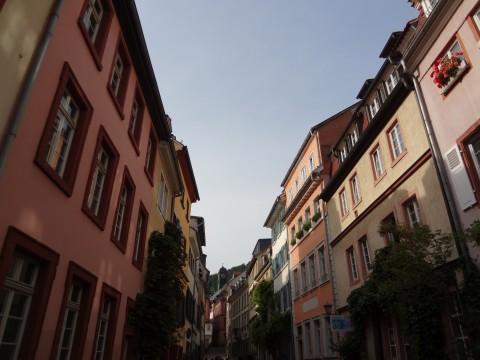 Heidelberg街並