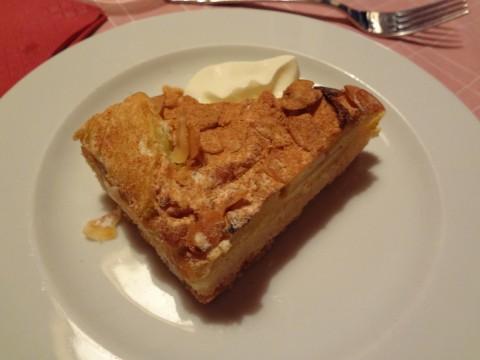 シフォンケーキみたいなケーキ