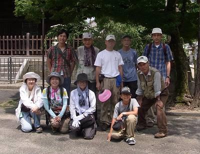 2012夏休み観察会s