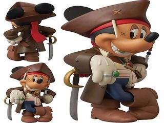 ミッキーマウス JACK SPARROW _R