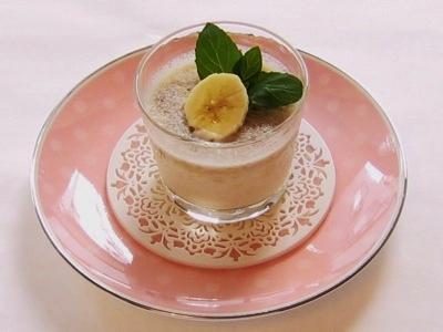 banana desert