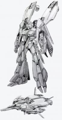 ガンダムMK.3 イグレイ