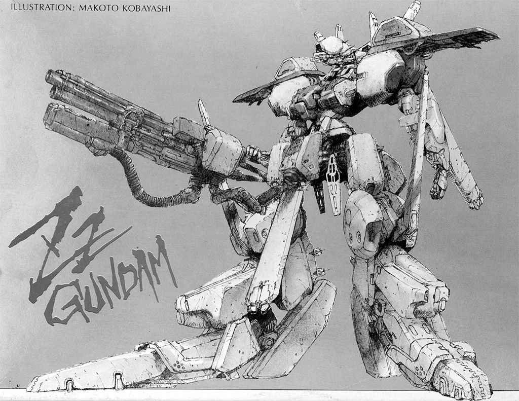 ガンダムタイプの機体図鑑【宇宙世紀 中期(U.C.0087~0105)】