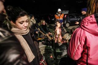 Gargagnaga evacuati 2