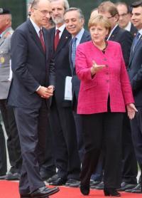Letta da Merkel Alliance