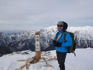 2012西穂ハイキング①