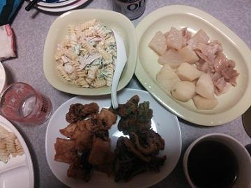 1月26日 料理