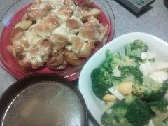 2月23日 料理