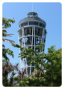 江の島展望灯台1