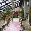 結婚式が行われる場所