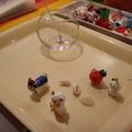 キャンドル作りの材料