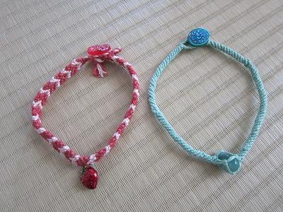 ニャンコ用ネックレス