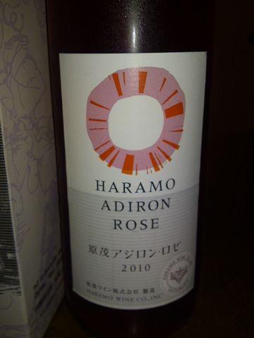 HARAMO ADIRON ROSE