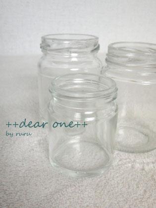 ガラス瓶リメイク130423_1