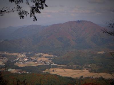 25.祠より大森山を望む