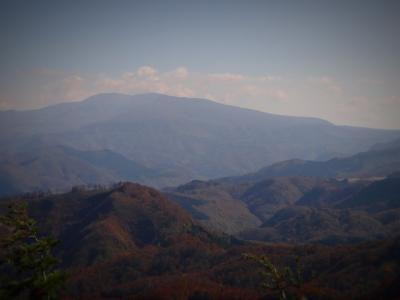 28.栗駒山と秣岳