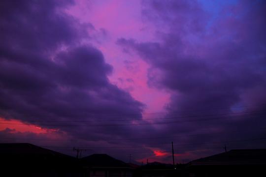 2012.07.19-朝焼け-1