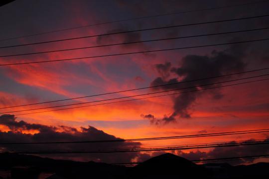 2012.08.02-夕暮れ-1