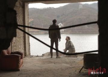 『嘆きのピエタ』向こうには川が見える どこか乾いた映像