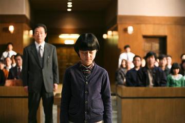 『トガニ 幼き瞳の告発』 被害者ヨンドゥは法廷で証言する