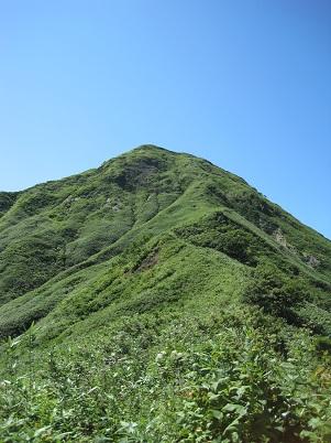 2011黒松内岳